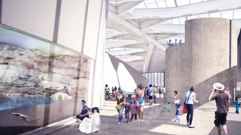 Nfoe et associ s architectes design montr al for Ecole de design interieur montreal