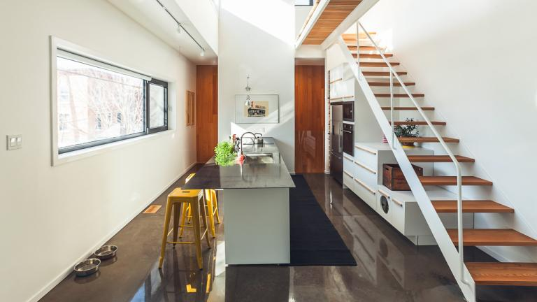 Nice Residential Kitchen, Montreal, 2014. ID Industrial Design; IN Interior  Design