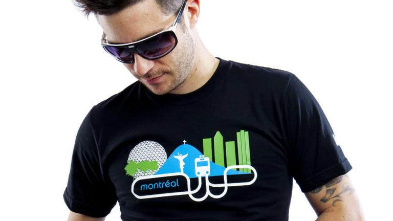 T-shirt Montréal, 2010