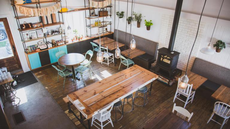 Saint-Laurent Café Boutique, Vieux-Boucherville, 2015