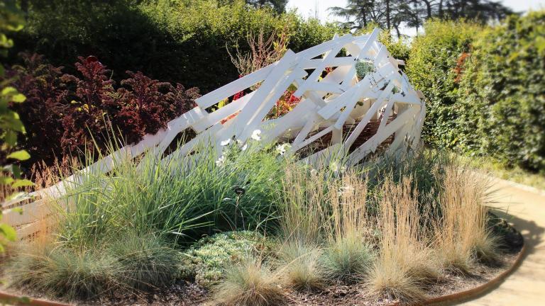 Le Cinquième Rêve, Festival International de jardins de Chaumont-sur-Loire, France, 2016