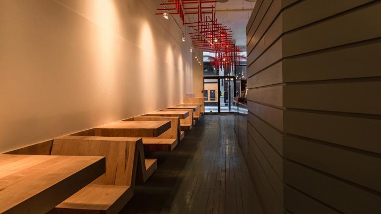 Marusan Comptoir Japonais, Montreal, 2016