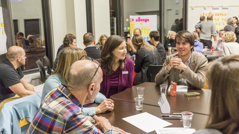Collaborative workshop, Montreal, 2016