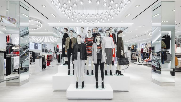H&M, Downtown Montréal, 2016