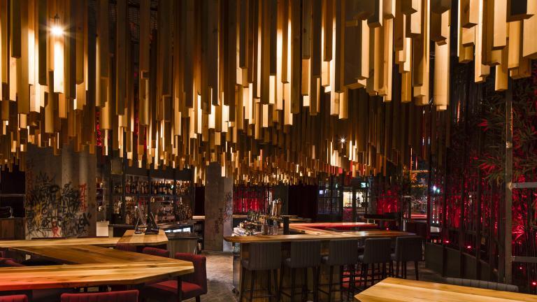 Bar Ganadara, Montréal, 2017