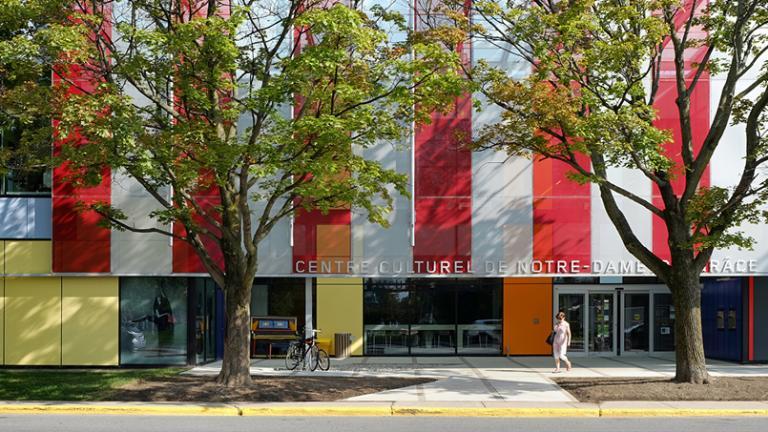Centre culturel Notre-Dame-de-Grâce, Montréal, 2016