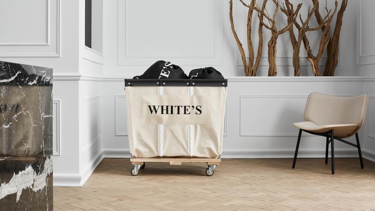Les Nettoyeurs White's, Montréal, 2019