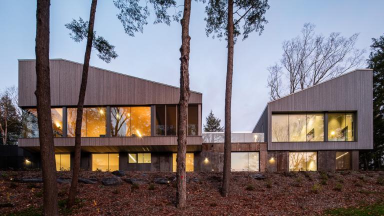 Maison au Lac Memphrémagog, Eastern Townships, 2020