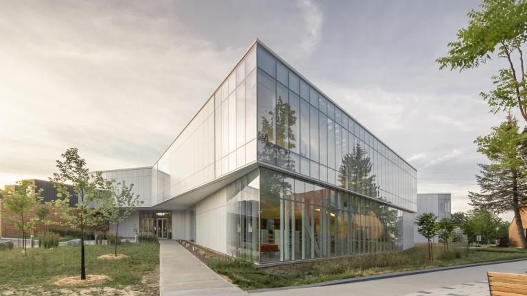 Bibliothèque de Pierrefonds, Montréal, 2019