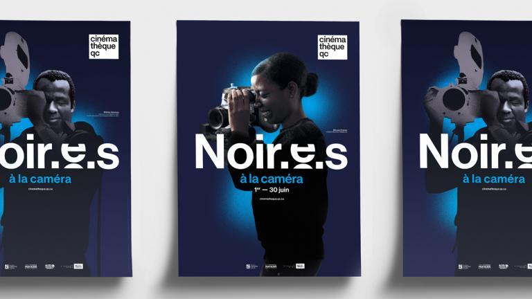 Posters, Cinémathèque québécoise, Montréal, 2021