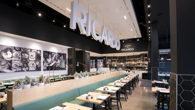 Café Ricardo, Laval, 2018