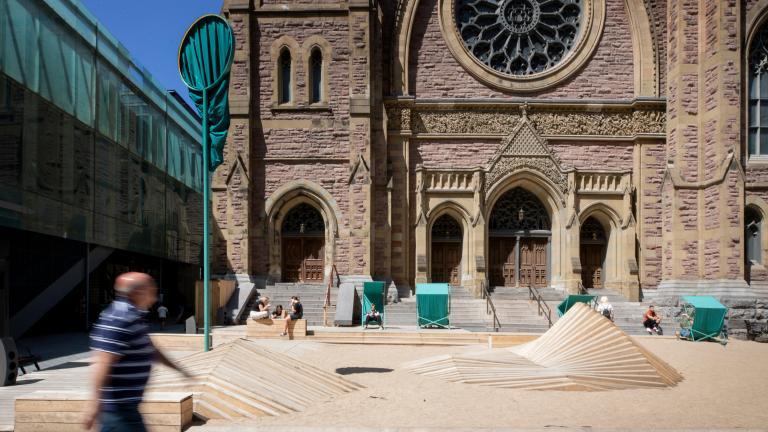 Oasis | Plage Saint-James, Montréal, 2021