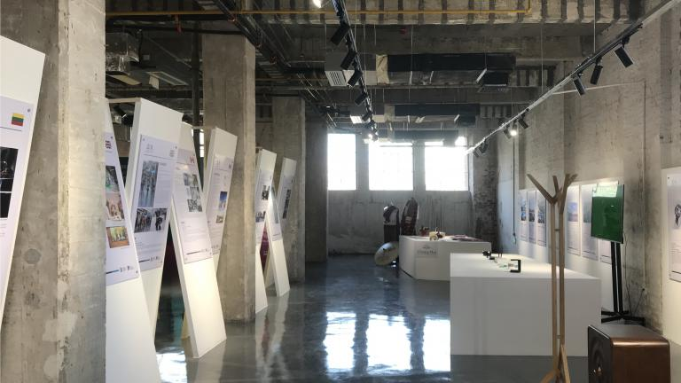 UNESCO City of Design Works and Projects Exhibition